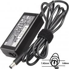 SIL Napájecí adaptér 65W 18,5V, 7.4x5.0, originál HP