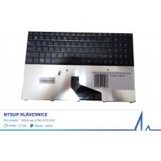 NTSUP Klávesnice Asus ver.2 K53 K73 X53 černá CZ/SK