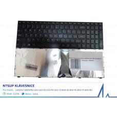NTSUP Klávesnice Lenovo IdeaPad G50 G50-30 G50-45 G50-70 B50-30 B50-45 B50-70 B50-80 černá CZ/SK