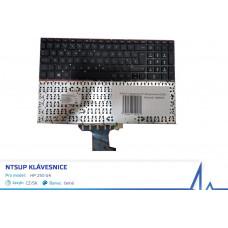 NTSUP Klávesnice HP 250 g4 černá CZ/SK