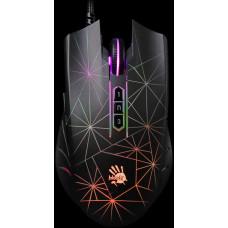 A4-tech A4tech BLOODY P81S, herní myš, RGB podsvícení, ANIMATION GAMING, 8000DPI, USB, STARLIGHT