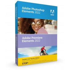 Adobe Photoshop/Premiere Elements 2022 CZ WIN STUDENT&TEACHER Edition