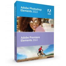 Adobe Photoshop Elem/Premiere Elem 2022 WIN CZ FULL