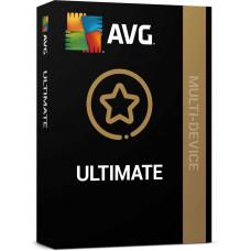AVG _Nová AVG Ultimate (Multi-Device, max. 10 připojených PC ) na 3 roky ESD