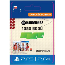 ESD CZ PS4 - MADDEN NFL 22 - 1050 Madden Points
