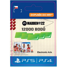 ESD CZ PS4 - MADDEN NFL 22 - 12000 Madden Points