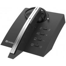 Sandberg Bluetooth Earset Business Pro, černá