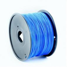 GEMBIRD 3D ABS plastové vlákno pro tiskárny, průměr 1,75 mm, modré, 3DP-ABS1.75-01-B