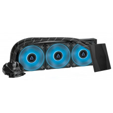 ARCTIC COOLING ARCTIC Liquid Freezer II - 360 RGB Black with Controller