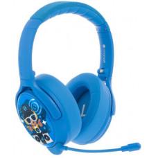 Buddyphones Cosmos+  dětská bluetooth sluchátka s odnímatelným mikrofonem, světle modrá