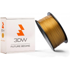 ARMOR 3DW - ABS filament 1,75mm zlatá, 1kg, tisk 200-230°C