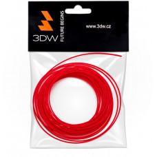 ARMOR 3DW - ABS filament 1,75mm červená, 10m, tisk 220-250°C