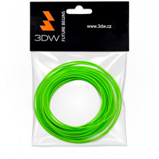 ARMOR 3DW - PLA filament 1,75mm fluozelen.,10m, tisk 190-210°C