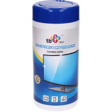 TB CLEAN Čistící ubrousky v tubě (100 ks)