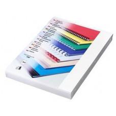 FELLOWES Kartonové desky Chromo A4, 250g, bílá