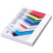 FELLOWES Kartonové desky Delta A4, 250g, bílá