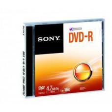 SONY Média DVD-R SONY DMR-47; 4.7GB; 16x;  1ks