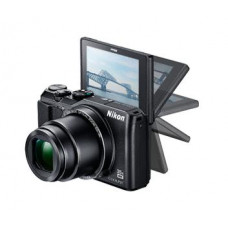 NIKON Coolpix A900 černý,20,3M, 35xOZ,4K UHD Video
