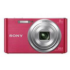 SONY Cyber-Shot DSC-W830 růžový,20,1M,8xOZ,720p