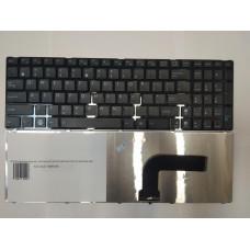 NTSUP Klávesnice Asus ver.1 K53 A43 A52 A53 B53 G60 G53 G72 G73 K52 N50 N51 N53 N60 N61 černá ENG
