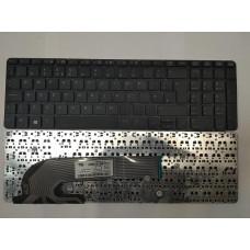 NTSUP Klávesnice HP Probook 450 G0 450 G1 455 G1 černá ENG bez rámečku