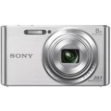 SONY Cyber-Shot DSC-W830 stříbrný,20,1M,8xOZ,720p