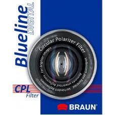 BRAUN PHOTOTECHNIK Braun C-PL BlueLine polarizační filtr 49 mm