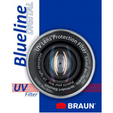BRAUN PHOTOTECHNIK BRAUN UV filtr BlueLine - 49mm