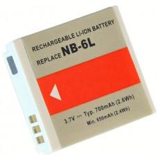 BRAUN PHOTOTECHNIK Doerr akumulátor CANON NB-6L, 700mAh