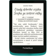 POCKETBOOK E-book POCKETBOOK 627 Touch Lux 4, Emerald