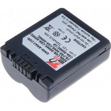 T6 POWER Baterie T6 power Panasonic DMW-BMA7, CGR-S006, CGR-S006E, CGA-S006, 710mAh, modrá