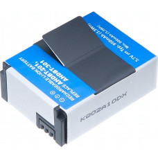 T6 POWER Baterie T6 power GoPro AHDBT-201, 950mAh, šedá