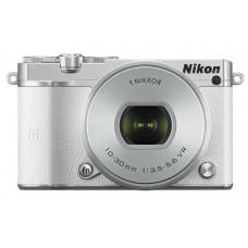 NIKON 1 J5 + 10-30mm, Bílý