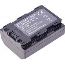 T6 POWER Baterie T6 power Sony NP-FZ100, 2040mAh, 14,7Wh, černá