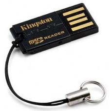 KINGSTON miniaturní čtečka microSDHC karet Kingston