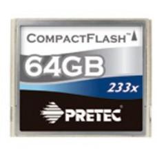 PRETEC CompactFlash II 64GB 233x