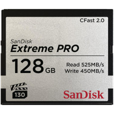 SanDisk Extreme Pro CFAST 128GB 525MB/s