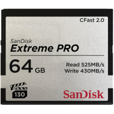 SanDisk Extreme Pro CFAST 64GB 525MB/s
