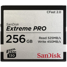 SanDisk Extreme Pro CFAST 256GB 525MB/s