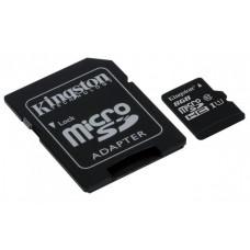 KINGSTON 8GB microSDHC Kingston UHS-I Industrial Temp + SD adapter