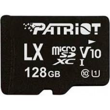 PATRIOT 128GB microSDXC Patriot V10, class 10 U1 až 80MB/s + adapter