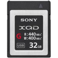 SONY XQD pam. karta QDG32E-R, 32GB, až 440MB/s, 4K