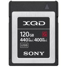 SONY XQD paměťová karta QDG120F