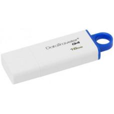 KINGSTON 16GB Kingston USB 3.0 Data Traveler G4 modrý