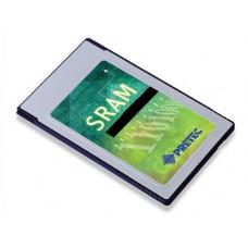 PRETEC Indus. PCMCIA SRAM Card 2MB 8 bit