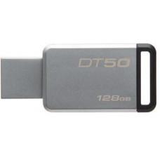 KINGSTON 128GB Kingston USB 3.0 DT50 kovová černá