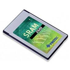 PRETEC Industry Pretec PCMCIA SRAM Card 2MB MB86187 -20°C - +85°C (with 8KB A/M) 16bit