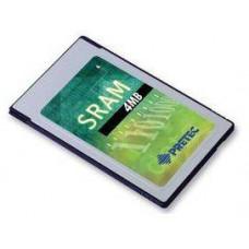 PRETEC Industry Pretec PCMCIA SRAM Card 4MB MB86187 -20°C - +85°C (with 8KB A/M) 16bit