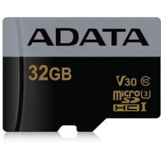 ADATA MicroSDHC 32GB U3 V30G až 95/90MB/s