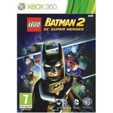 2K GAMES X360 - LEGO BATMAN 2: DC SUPER HEROES CLA